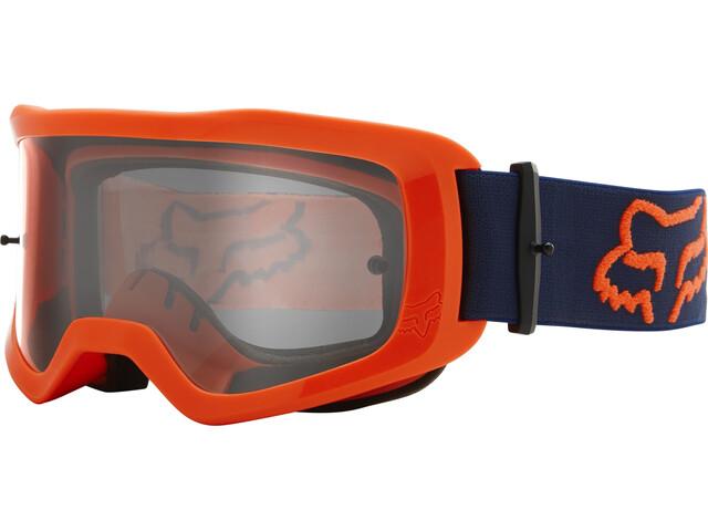 Fox Main Stray Occhiali Maschera Uomo, fluorescent orange